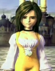 Image: Final Fantasy 9's Princess Garnet